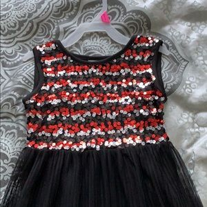Other - Girls dress size 4/5 with separate cover up 4/5
